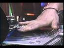 DJ KRUSH × 大江千里 NHK TV show in Japan 1998