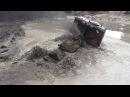 Off-road Trucks through water obstacle Klaperjaht 2016