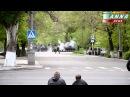 9 мая 2014. Мариуполь. Стрельба из РПГ