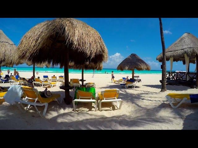 Iberostar Tucan Iberostar Quetzal Amazing Beach Riviera Maya Playacar Beach 2016 Playa del Carmen 4k