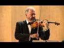 PROKOFIEV Cinderella (Waltz, Winter Fairy, Mazurka) - Dmitri Sitkovetsky (violin) Yuri Rozum (piano)