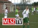 Viktória Trend-Optika FC - Ferencvárosi TC | 1-1 | JET-SOL Liga | Felsőház, 1. forduló | MLSZ TV