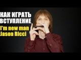 Губная гармошка.Как играть вступление I'm new man - Jason Ricci. Видеоуроки по губной гармонике.