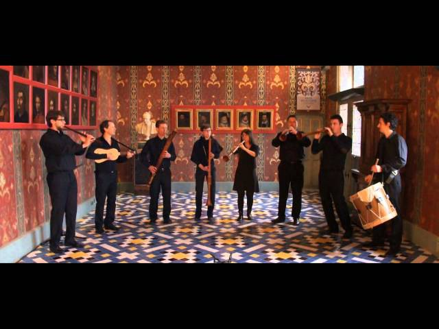 Renaissance Music in a Castle. Ancient Music in the Loire Valley.