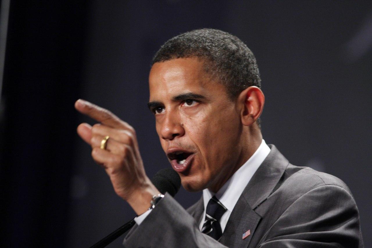 Асад должен уйти с поста президента, заявил Обама Путину