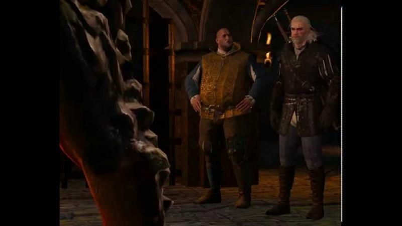 Прохождение The Witcher 3 Wild Hunt [Ведьмак 3 дикая охота - Сокровища графа Ройвена] Часть 105