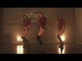 HOT TWERK! Feel It sexy BOOTY dance choreo by Fraules