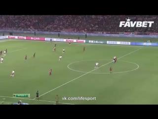 Ривер Плейт 0:2 Барселона | Гол Суарес