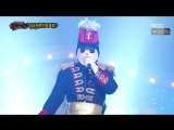 King of masked singer Music Captain of our local - Fantastic Baby