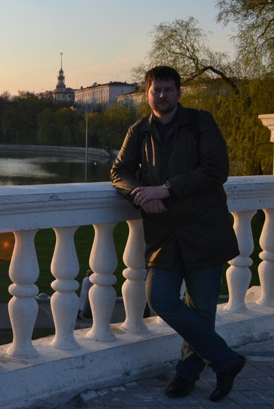 Эдуард Колбинев