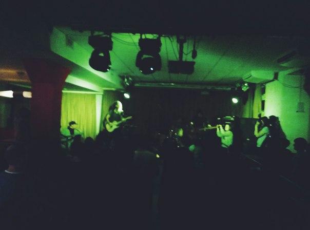 Харьков!  Спасибо вам большое за вчерашний концерт, горячий прием и вашу энергию. Вас было так много!Отличное начало украинского тура. Отдельный респект Андрею за организацию, и Саше за звук!