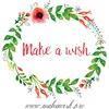 """Студия свадебной режиссуры """"Make a wish"""""""