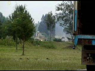 Долгий путь на Юг - От Кении до Руанды - 7 серия (май - июль 2007)