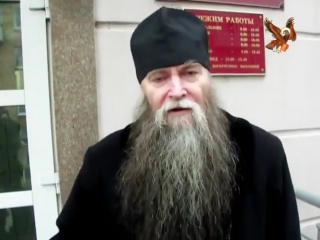 Интервью участников судебного заседания по делу православного поэта Николая Боголюбова