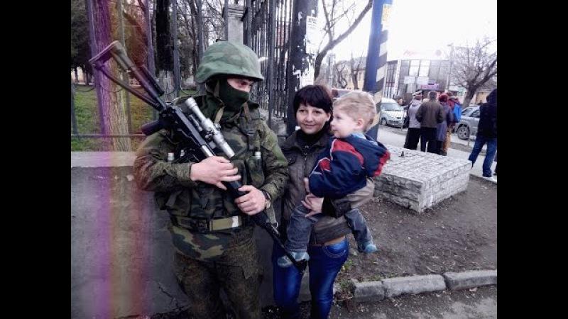 Бойцы армии России самые душевные и сильные духом в Мире : Крым памятные События ...