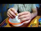 Изготовление поролоновой приманки