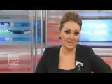 Ведущая ATV расплакалась в прямом эфире.| АЗЕРБАЙДЖАН , AZERBAIJAN , AZERBAYCAN , БАКУ, BAKU , BAKI , 2015