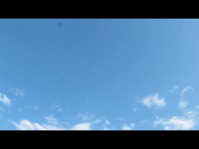 UFO - Azov sea. НЛО - Азовское море - август 2012