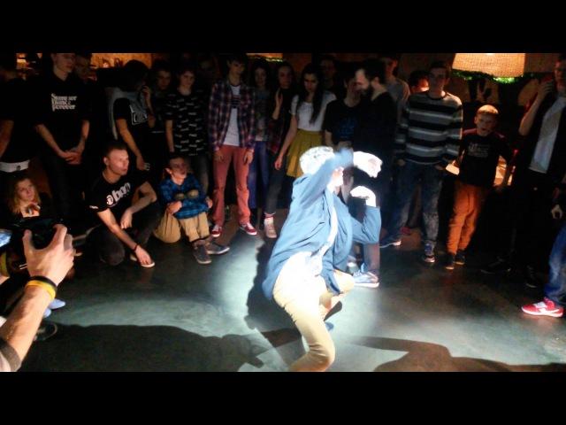 Electric Power Battle 4. Illusion pro. Полуфинал. Demon vs Jacki