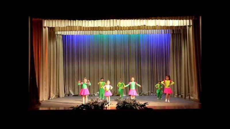 Номер - Детство (дети 5-6 лет). Dance Studio STAR