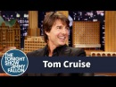 Tom Cruise Describes His Dangerous Mission Impossible Stunts