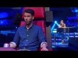 Girl forced to Cry Amazing and soulful voice! The Voice Kids 2014 Germany Blind Audition
