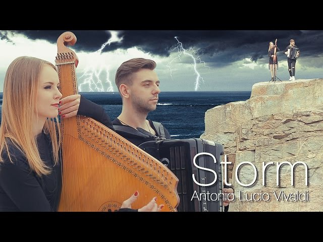Antonio Vivaldi The Four Seasons Summer the STORM III part BB project bandura and button accordion