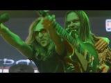Гран-КуражЪ - Дождь (Live) 28.02.2015 (feat Александр Кэп)