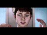 Quantic Dreams Kara PS3 Tech Demo  Quantic Dream Project KARA (русская озвучка от PANDORAGAME)