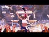 Channing Tatum &amp Beyonce's 'Run The World (Girls)' vs. Jenna Dewan-Tatum's 'Pony' - Lip Sync Battle