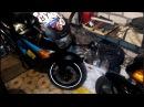 Мотоцикл глохнет при включении передачи - что делать?