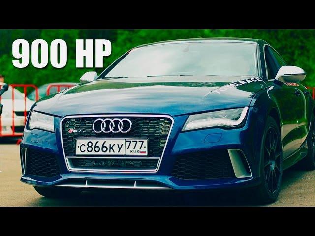 UNLIM 500 1616 Audi RS7 APR Total Race 900 hp