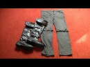 Arno costume (ACU): trousers boots tutorial