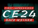 CE24 Dave Weiner's First impression PRS Guitars