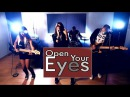 OPEN YOUR EYES - GUANO APES COVER - DRUM COVER BASS COVER GUITAR COVER ALTERNATIVE ROCK COVER