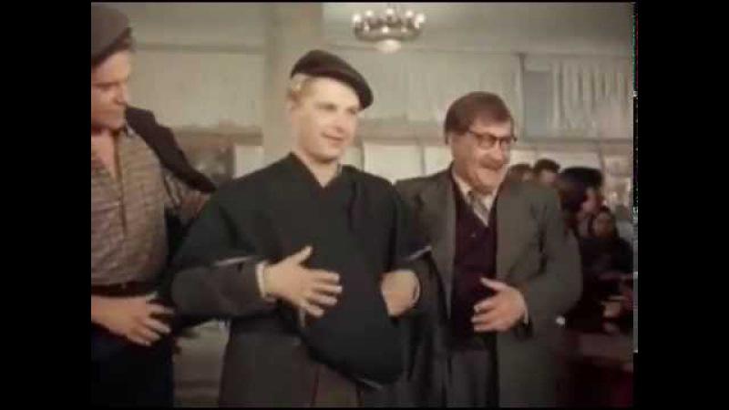 Ателье 7-ой бригады... \Иван Бровкин на целине 1958 Эпизод \