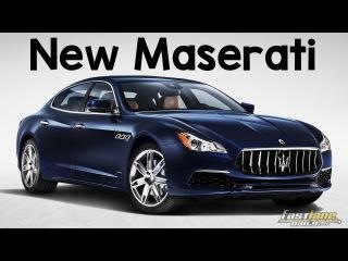 New 2017 Maserati Quattroporte - Fast Lane Daily