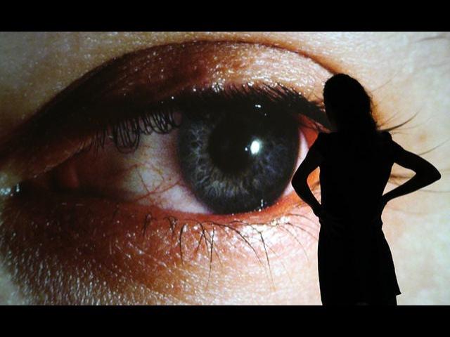 Rafael Lozano Hemmer Surface Tension La Gaîté Lyrique 2011