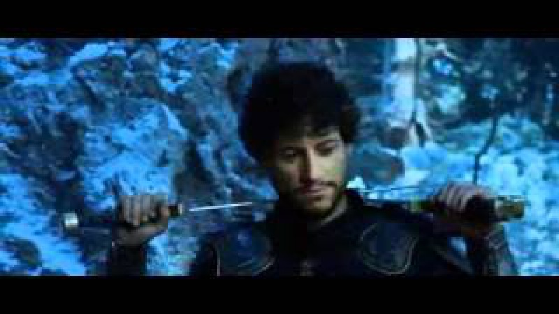 Lancelot and Guinevere -- King Arthur -- In Her Eyes