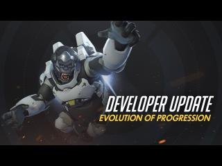 Developer Update | Evolution of Progression | Overwatch