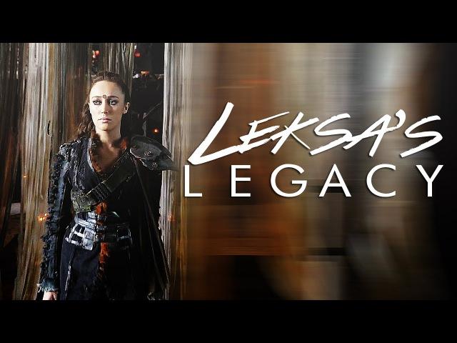 || Leksa's Legacy || THC