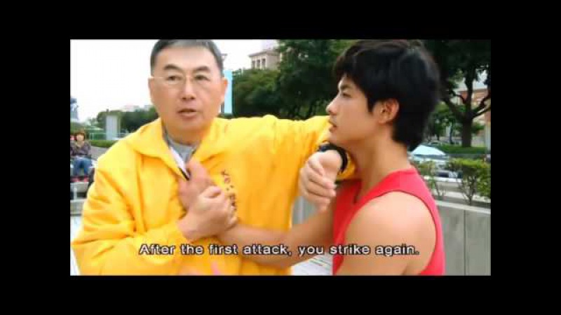 Kungfu Fighting ~ Baji Quan Application