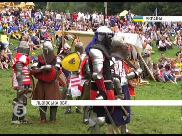 Тустань фестиваль середньовічної культури на Львівщині