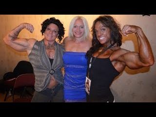 Collection Muscle women  FBB  Collection Female Bodybuilding