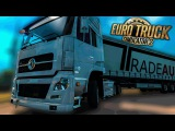 УМНЫЙ И ВПЕЧАТЛЯЮЩИЙ ГРУЗОВИК В ETS 2!/ОБЗОР МОДА #7 НА ГРУЗОВИК DONG FENG Euro Truck Simulator 2