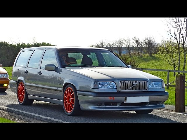 VOLVO 850 T5 at the Nurburgring - VOLVOTUNING