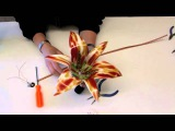 Fused Glass Tiger Lily