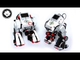 Chip and Dale: multifunctional EV3 Mecha robots
