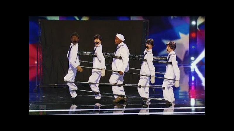 America's Got Talent 2016 Christopher Makes You Smile Full Judge Cuts Clip S11E08