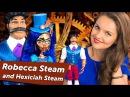 Robecca Steam Hexiciah Steam Робекка Стим и Хексикай Стим Эксклюзив Comic Con SDCC DKB39